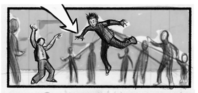 10 Criss Angel - A.J. Carter Storyboard
