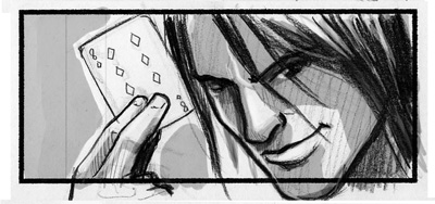 11 Criss Angel - A.J. Carter Storyboard