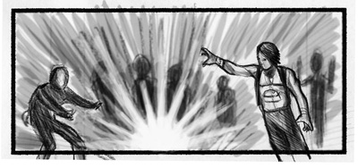 12 Criss Angel - A.J. Carter Storyboard