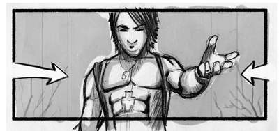 13 Criss Angel - A.J. Carter Storyboard