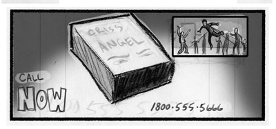 15 Criss Angel - A.J. Carter Storyboard