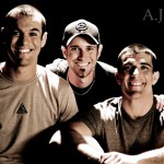 Director A.J. Carter works with Rener Gracie & Ryron Gracie