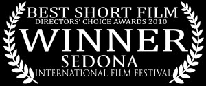 Sedona International Film Festival- Ronan's Escape WINNER